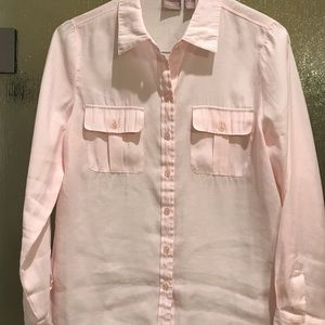 Chico's blouse, size 1